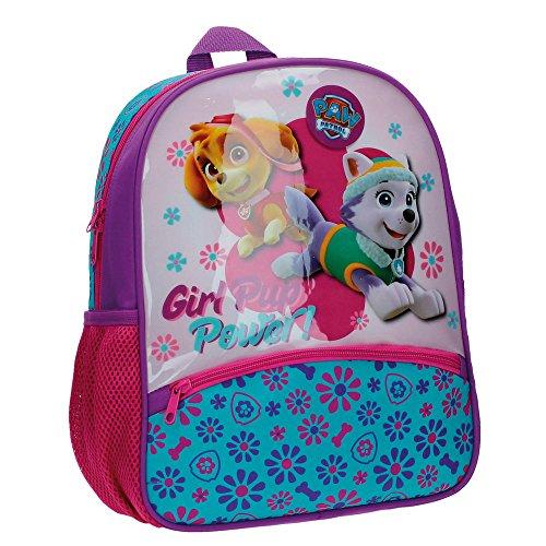 La Patrulla Canina 47822A1 Girl Mochila Infantil, 9.8 Litros, Color Rosa