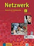 Netzwerk a1, libro del alumno + 2 cd + dvd: Kursbuch A1 mit 2 Audio-CDs & DVD-Rom: Vol. 1