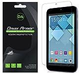 [3-Pack] Dmax Armor for Alcatel OneTouch PIXI 7 Anti-Glare & Anti-Fingerprint Screen Protector