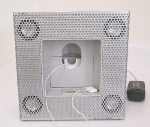 Sharper Image SI328 iFrame ZipConnect Speaker System