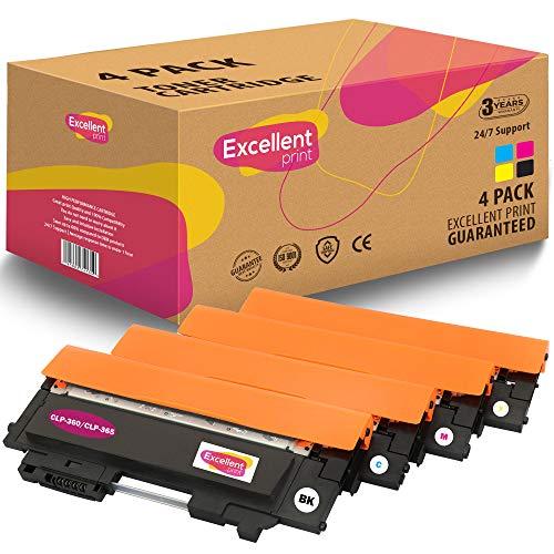 Excellent Print CLP-360 CLP-365 Kompatibel Tonerkartusche für Samsung CLX-3305W CLX-3305FN CLX-3305FW Xpress C410W