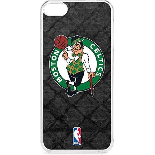 Skinit LeNu MP3 Player Case for iPod Touch 6th Gen - Officially Licensed NBA Boston Celtics Dark Rust Design