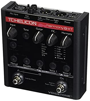 TC-Helicon EQ Effects Pedal review