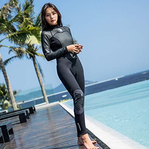 La Mode New Surf Costume, Couverture Complète pour Dames Plongée Costume, De Haute Qualité, Multi-Couleur en Option,C,S