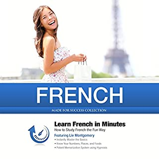 French in Minutes copertina