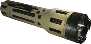 SABRE Tactical Stun Gun—One of The Industry's Strongest—Powerful 120 Lumen Flashlight with Holster—Life Time Warranty & Training Video Included!