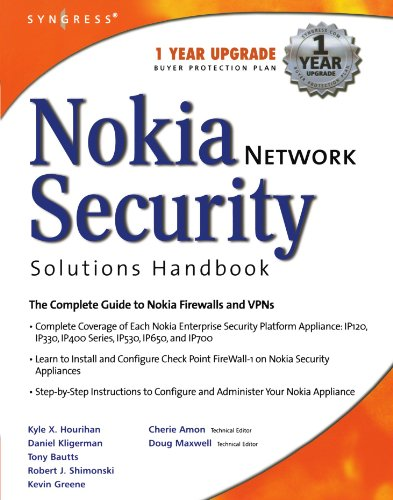 Price comparison product image Nokia Network Security Solutions Handbook
