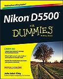Nikon D5500 For Dummies wi fi digital camera Oct, 2020