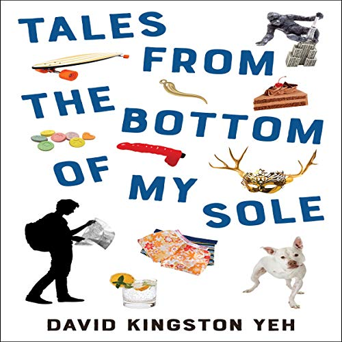 Tales from the Bottom of My Sole cover art