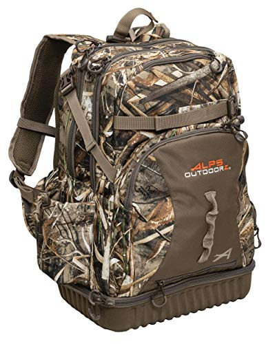 ALPS OutdoorZ Backpack Blind Bag, Realtree MAX-5