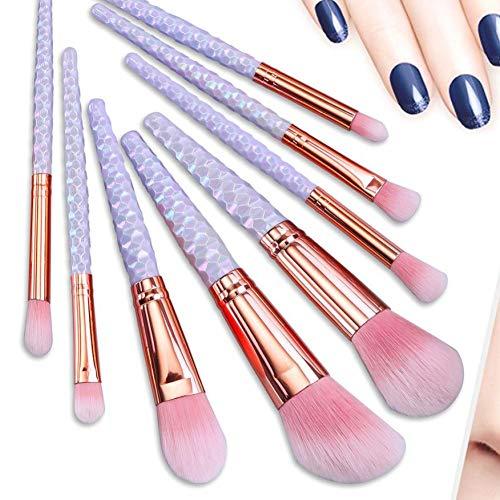 Wttbd Make Up Foundation Eyeliner Eyeliner Blush Pinceaux Correcteur Cosmétique Facile À Utiliser Et Portable Maquillage Professionnel Complet