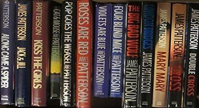 Complete Alex Cross Series Set Books 1-22 James Patterson