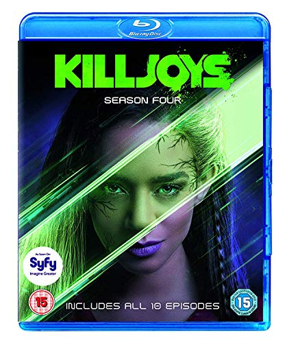 Killjoys - Season 4 [Blu-ray]