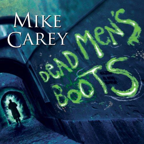 Dead Men's Boots audiobook cover art