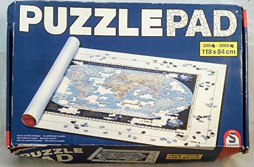 Schmidt 57988: Puzzle Pad, 500 bis 3000 Teilen ( 118*84 cm)[ NUR die Matte].
