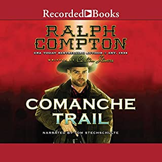 Comanche Trail cover art