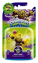 Figurine Skylanders - Swap Force - Swap Force Hoot Loop