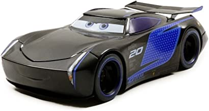 Metals Pixar Cars 3 1: 24 Diecast - Jackson Storm Vehicle