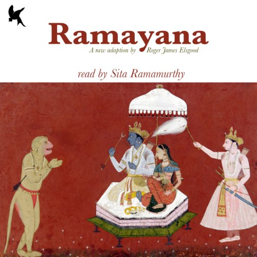 Ramayana                   By:                                                                                                                                 Maharishi Valmiki                               Narrated by:                                                                                                                                 Sita Ramamurthy                      Length: 2 hrs and 48 mins     6 ratings     Overall 4.0