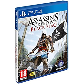 Cheap Video Games Ubisoft Assassin S Creed Iv Black Flag Ps4