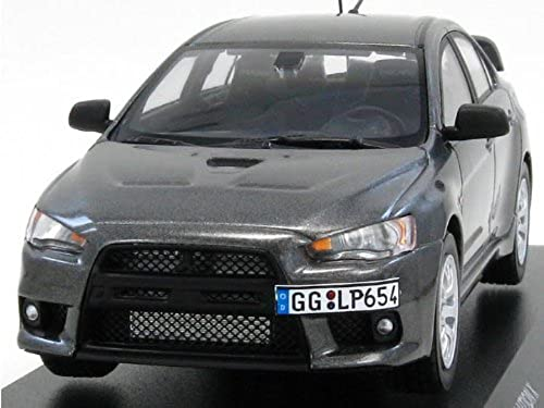 1 43 Mitsubishi Lancer Evolution X test vehicle (japan import)