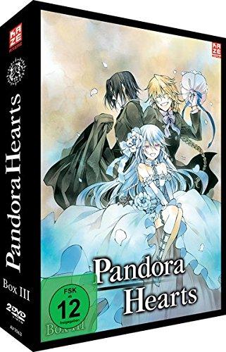 Pandora Hearts - Box Vol. 3 [2 DVDs]