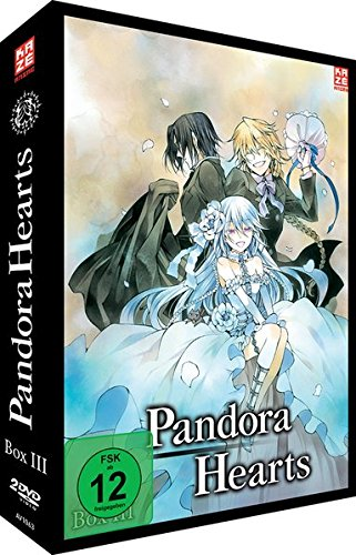 Pandora Hearts - Vol 3 - [DVD]