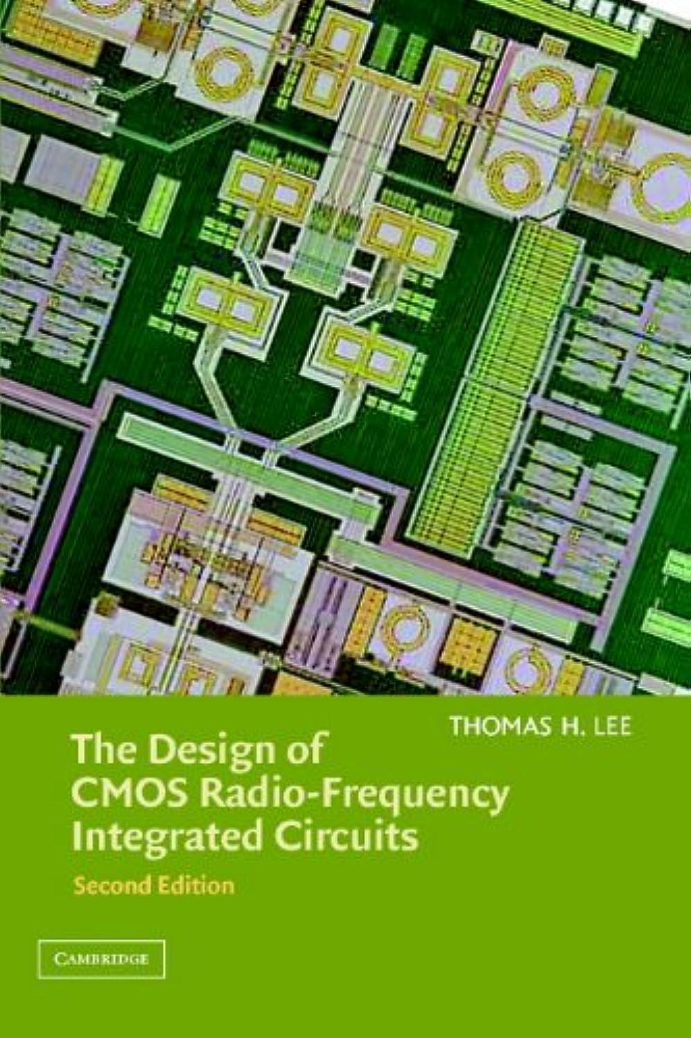著作権沿ってツールThe Design of CMOS Radio-Frequency Integrated Circuits (English Edition)