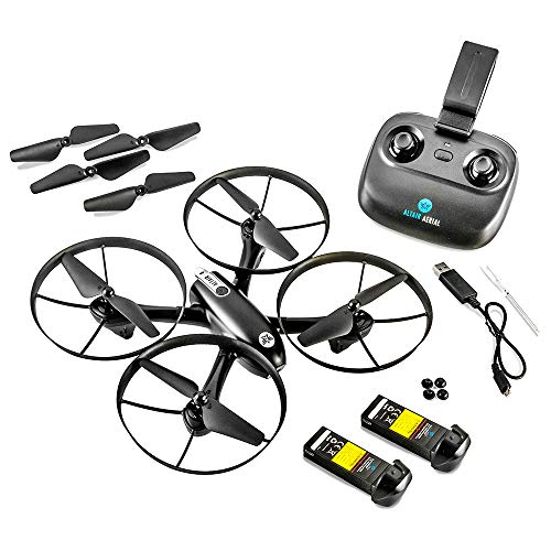 5. Altair Falcon AHP   Drone with Camera for Beginners   FREE PRIORITY SHIPPING   Live Video 720p, 2 Batteries & Autonomous Hover & Positioning System Easy to Fly, FPV (Lincoln, NE Company)