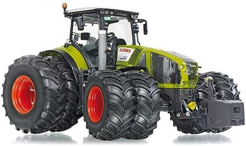 Wiking 7328 - Traktor Claas Axion 950 Zwillingsbereifung