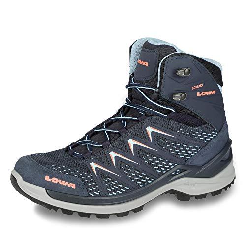 Lowa Damen Boots Innox Pro GTX MID kombi blau Gr. 40