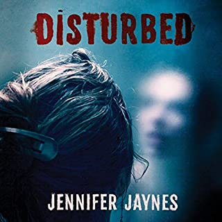 Disturbed audiobook cover art