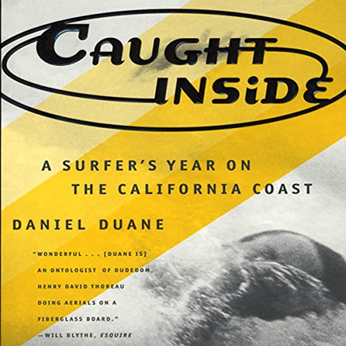 Caught Inside audiobook cover art