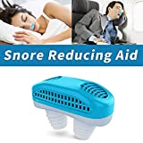 Anti Snoring Aid Sleep Device Mouthpiece, Nose Clip Sleeping Breath Aids Device, Stop Night Mouth Guard Bruxism Breathing, Aids Snore Reducing Bastion, Stop Snoring Aids Devices Solution