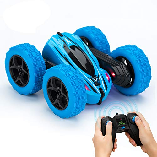 RC Cars for Kids KOOWHEEL Remote Control Car 360 Rotating 4WD Off Road Double...
