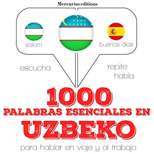 1000 palabras esenciales en uzbeko cover art