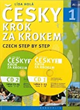 Czech Step by Step: Pack (Textbook, Appendix and 2 Free Audio CDs) 2016 (English and Multilingual Edition)