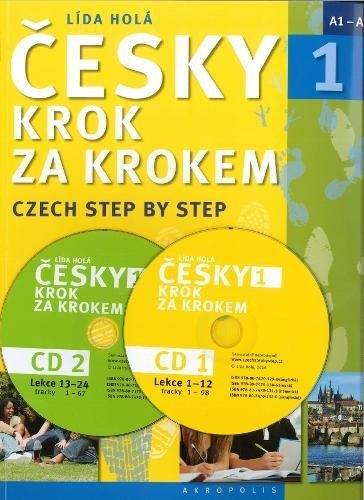 Czech Step by Step: Pack (Textbook, Appendix and 2 Free Audi