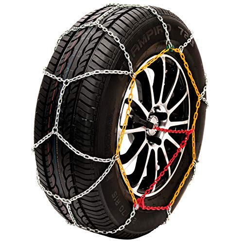 Husky Sumex Winter Classic Alloy Steel Snow Chains for 16'...
