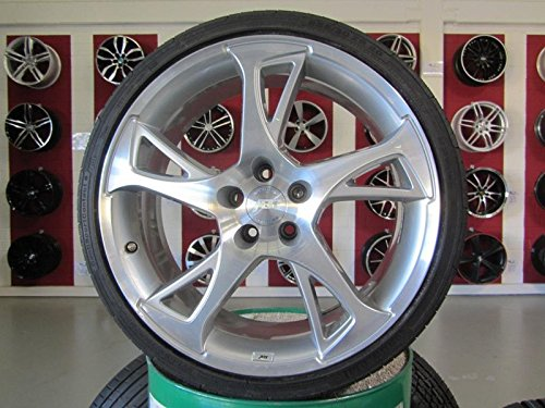 ABT 20 Zoll Alufelgen für Audi A6 S6 C6 F A4 S4 B8 8K TT TTS S-Line Felgen