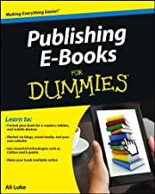 publishing an ebook for dummies