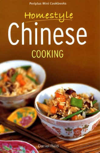 Mini Homestyle Chinese Cooking (Periplus Mini Cookbook Series)
