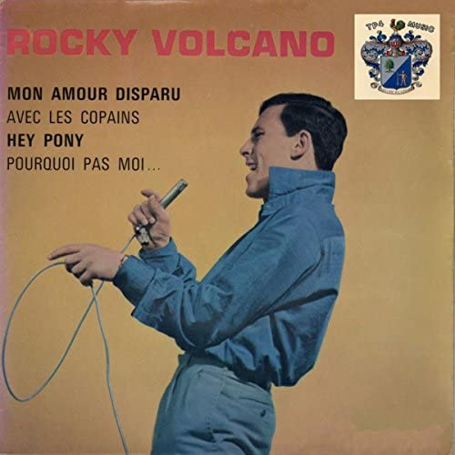 Rocky Volcano