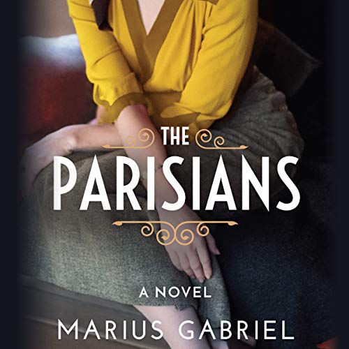 The Parisians audiobook cover art