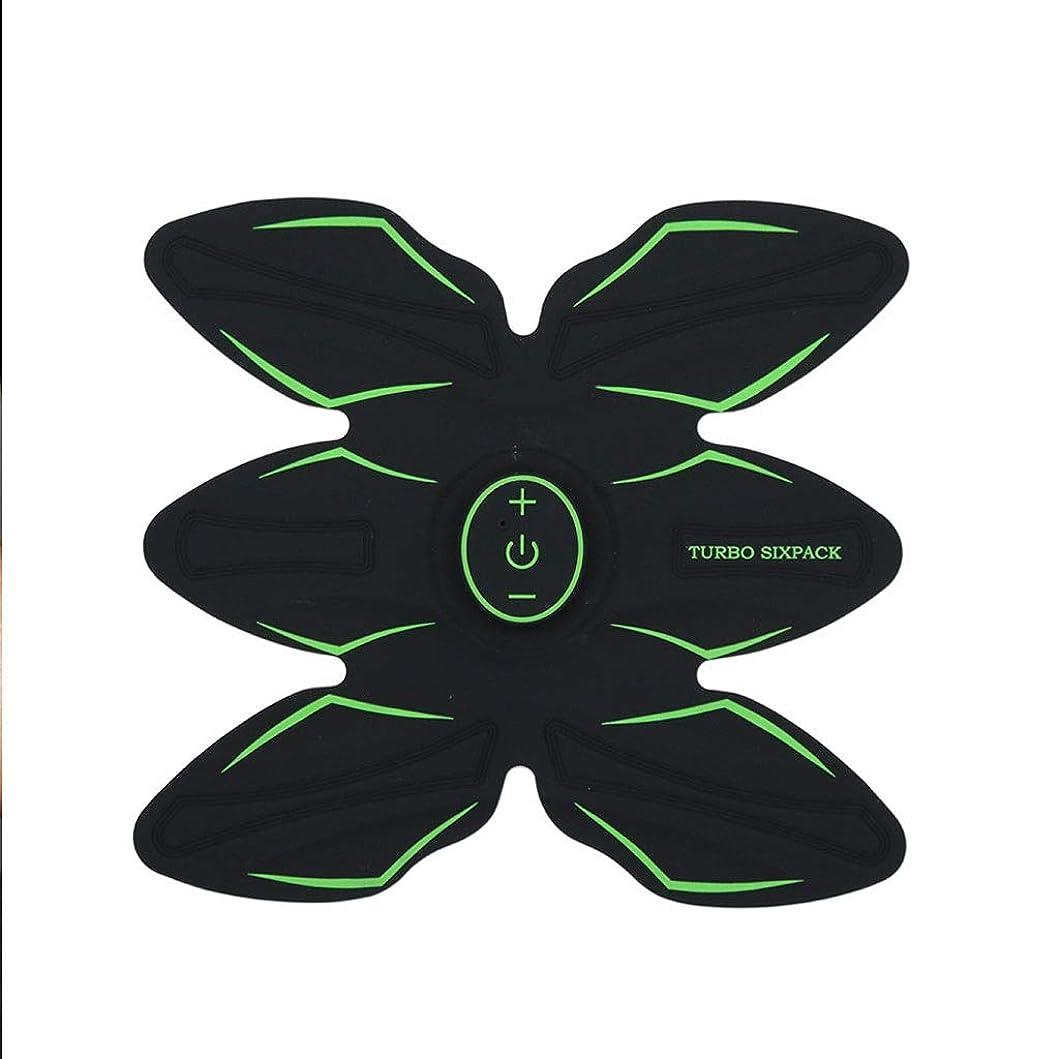 溶けるホテル無礼にABSトレーナーEMS腹部電気筋肉刺激装置筋肉トナー調色ベルトフィットネスギアABSエクササイズマシンウエストトレーナーホームワークアウトフィットネス機器