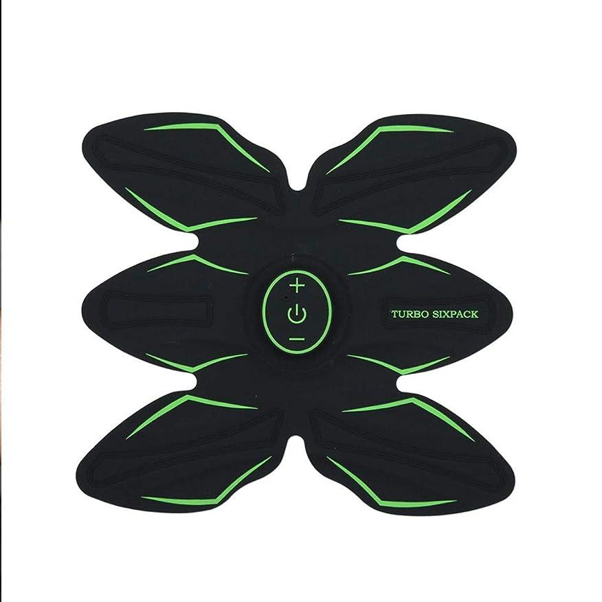 調停者ポンド見捨てるABSトレーナーEMS腹部電気筋肉刺激装置筋肉トナー調色ベルトフィットネスギアABSエクササイズマシンウエストトレーナーホームワークアウトフィットネス機器