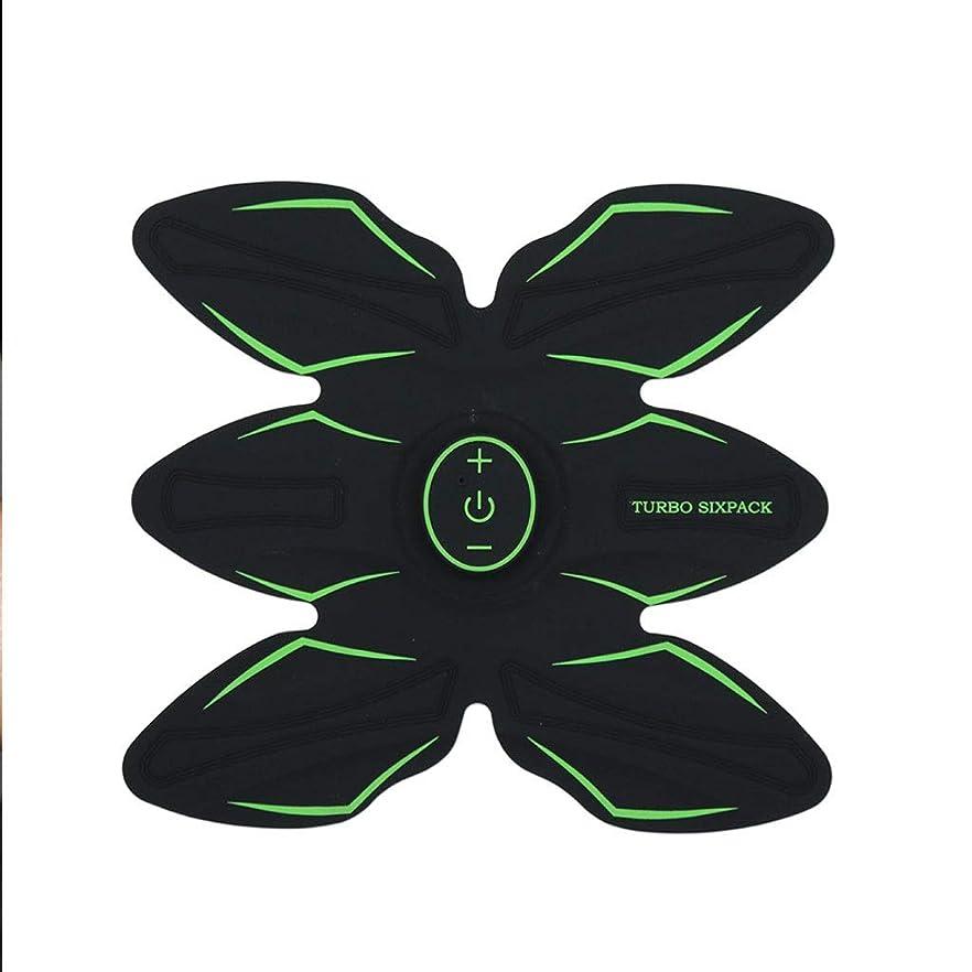 精緻化禁止従事するABSトレーナーEMS腹部電気筋肉刺激装置筋肉トナー調色ベルトフィットネスギアABSエクササイズマシンウエストトレーナーホームワークアウトフィットネス機器
