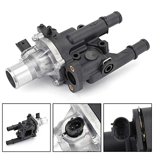 Topteng Voor 11-16 C-hevrolet Sonic Cruze Motor Koelmiddel Thermostaat Behuizing 1.8L 25192228