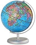 Kids World Globes - Adultos Escritorio Discovery Geography Globes Constelación educativa Globos terrestres con Soporte - Juguete Educativo para niños