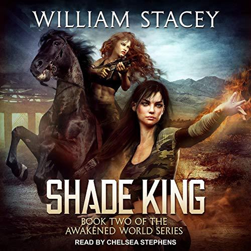 Shade King cover art
